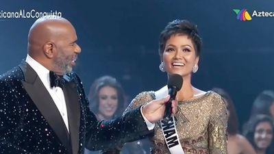Chung kết Miss Universe 2018: H'Hen Niê xuất sắc bước thẳng vào Top 5 châu Á - Phi không cần nhờ Wild Card