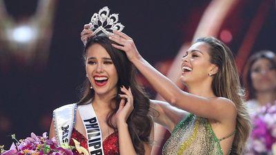 'Mèo Xám' Philippines - Catriona Gray: Gửi antifan, 'hàng dạt' Miss World đăng quang Miss Universe mất rồi!