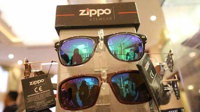 Zippo ra mắt dòng mắt kính cùng thương hiệu