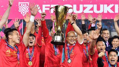 FIFA: 'Đây là kỷ nguyên thành công chưa từng có của bóng đá Việt Nam'