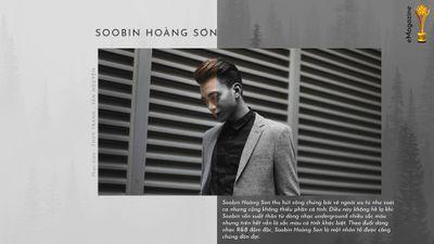 'Góc khuất' của soái ca Soobin Hoàng Sơn