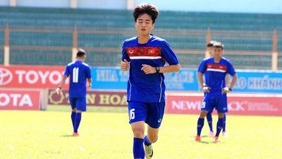 Tân binh ghi điểm với HLV Park trước ngày lên tuyển