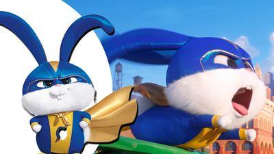 Chú thỏ 'hổ báo' Snowball muốn làm siêu nhân trong trailer mới của 'The Secret Life of Pets 2'