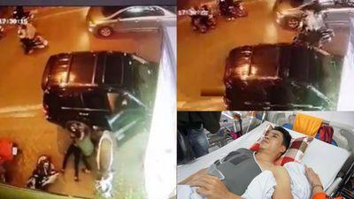 Người bị ô tô Lexus đè lên người sau tai nạn kinh hoàng ở Trích Sài: 'Tôi tưởng mình đã chết'