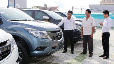 Chi phí để tậu một chiếc ôtô mới tại Việt Nam