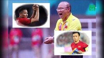 Vì sao thầy Park loại 2 'công thần' Anh Đức, Văn Quyết khỏi đội hình dự Asian Cup 2019?