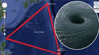 Tàn tích bí ẩn dưới 'vùng biển ma quỷ' Tam giác Rồng, nghi do người ngoài hành tinh xây dựng
