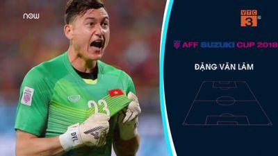 Việt Nam thống trị đội hình tiêu biểu AFF Cup 2018
