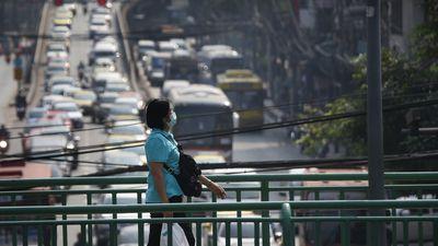 Không khí Bangkok ô nhiễm, du khách nên mang khẩu trang khi ghé thăm