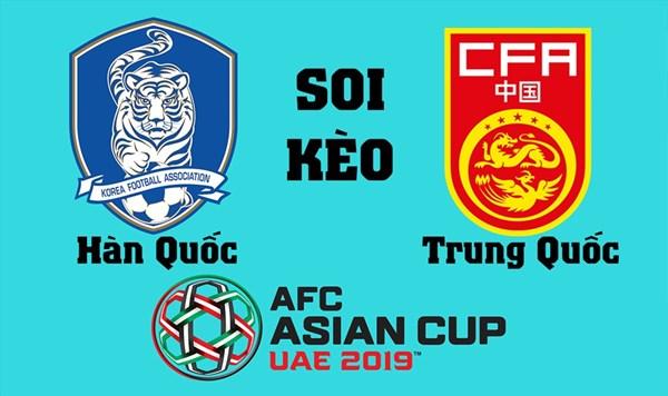 Soi kèo Hàn Quốc vs Trung Quốc Asian Cup 2019: Son Heung-min xuất trận
