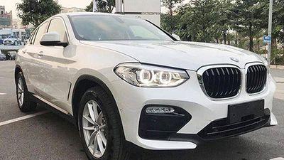 BMW X4 2019 sắp bán tại Việt Nam giá gần 3 tỷ đồng?