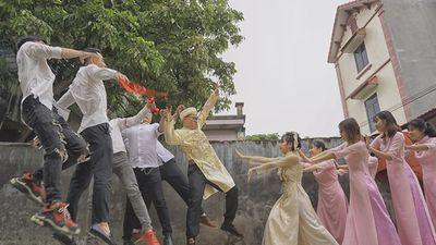 'Thánh chế video' TheAnh28 lấy vợ: Ảnh và clip bá đạo đến nỗi khắp 'Vịnh Bắc Bộ' phải chào thua