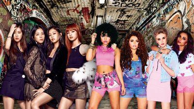 BlackPink x Little Mix - 2 nhóm nhạc nữ hàng đầu bắt tay một ngày không xa?