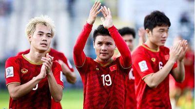 Đội tuyển Việt Nam đón niềm vui bất ngờ trước trận quyết đấu Yemen