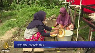 Indonesia chật vật hồi sinh sau thảm họa sóng thần