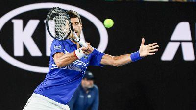Djokovic 'bắn hạ' Tsonga, đi tiếp vào vòng 3 Úc mở rộng