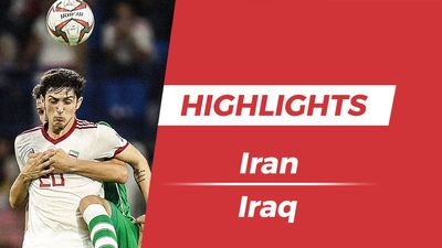 Highlights Asian Cup 2019: Iran 0-0 Iraq