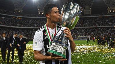 Ronaldo tỏa sáng giúp Juventus giành Siêu cúp Italy
