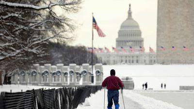 Chính phủ Mỹ đóng cửa, thủ đô Washington D.C. thành thị trấn ma