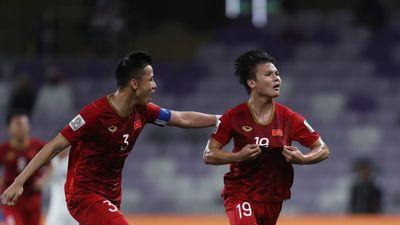 Vị thế mới của đội tuyển Việt Nam ở sân chơi châu Á