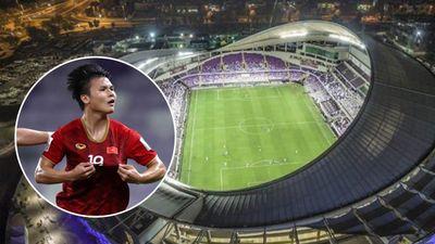 Sân vận động nơi đội tuyển Việt Nam đấu Yemen hiện đại cỡ nào?