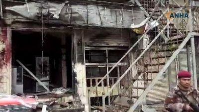 Đánh bom liều chết ở Syria, 4 binh sỹ Mỹ thiệt mạng