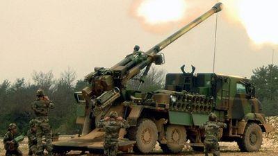 'Vua pháo binh' CAESAR có gì đặc biệt?