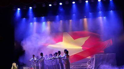 Tái hiện tấm gương anh dũng của 13 chiến sĩ TNXP qua 'Hoa lửa Truông Bồn'