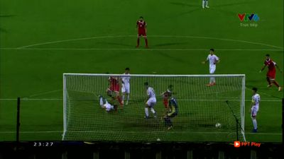 Lebanon gỡ hòa 1-1 với Triều Tiên, cổ động viên Việt Nam nơm nớp lo sợ