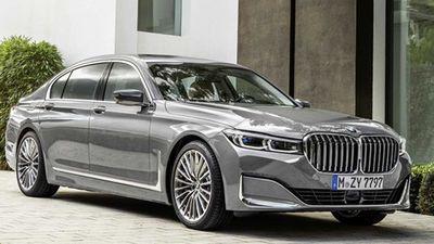 Sedan hạng sang BMW 7-Series 2020 mới thiết kế tuyệt đẹp