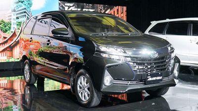 Xe giá rẻ Toyota Avanza 2019 từ 312 triệu sắp về Việt Nam