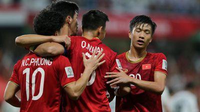 Việt Nam chính thức vượt qua vòng bảng Asian Cup 2019