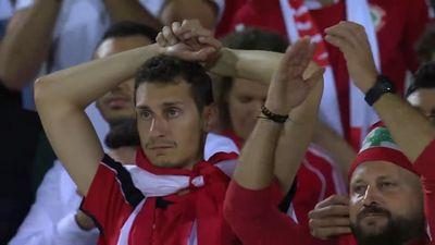 Cầu thủ Lebanon: 'Lẽ ra chúng tôi phải ghi 6-7 bàn...'