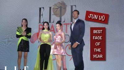 Jun vũ thắng giải Gương mặt đẹp của năm