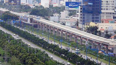 Tuyến metro số 1 tiếp tục xin tạm ứng