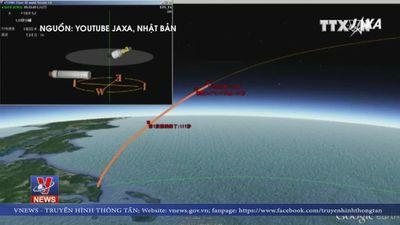 Vệ tinh 'Made in Việt Nam' được phóng lên quỹ đạo