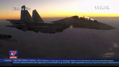 Nga: Hai tiêm kích ném bom Su-34 gặp nạn