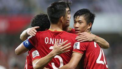ĐT Việt Nam vào vòng 1/8 Asian Cup 2019: 'Món quà' xứng đáng