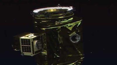 Mô phỏng quá trình đưa vệ tinh 'made by Vietnam' vào vũ trụ