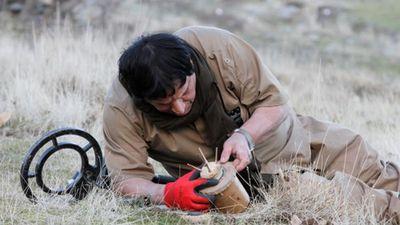Thán phục anh hùng cụt chân 'phá mìn' ở Iraq
