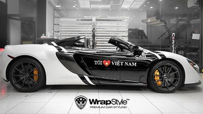 Cường Đô la bán cặp siêu xe Audi R8 và McLaren 650S