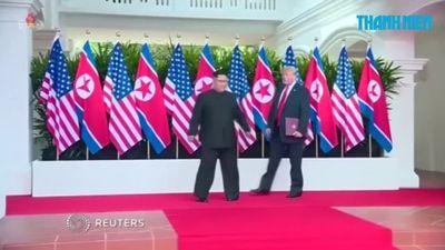 Tổng thống Trump, lãnh đạo Kim sẽ gặp nhau cuối tháng 2