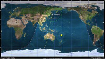 Những tín hiệu đầu tiên thu được của vệ tinh 'Made by Việt Nam' MicroDragon