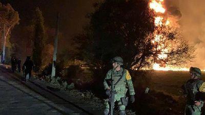 Video kinh hoàng: 'Hôi' nhiên liệu, 66 người chết trong đau đớn