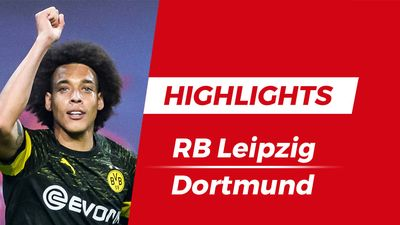 Highlights Leipzig 0-1 Dortmund