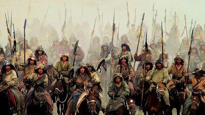 Quân Nguyên - Mông thiện chiến thua tan tác ở Chương Dương, Hàm Tử