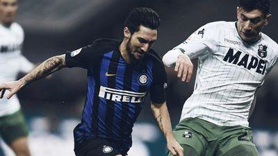 Bắn phá liên hồi, Inter Milan bị Sassuolo cầm chân ngay trên sân nhà