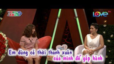 Cô gái Vũng Tàu vụng về từ chối hẹn hò chàng trai gia trưởng
