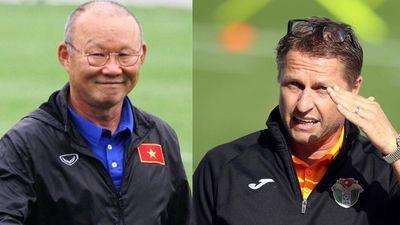 Tuyển Việt Nam gõ cửa tứ kết: Bắt bài 'Mourinho Jordan'