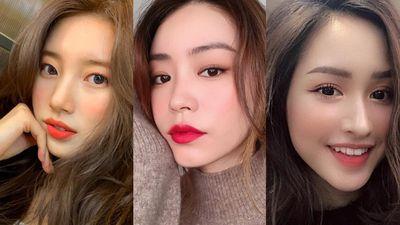 Xu hướng make up đẹp nhẹ nhàng chơi xuân Kỷ Hợi 2019